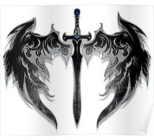 Winged Sword Poster