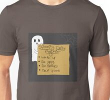 The Spoopy Gay Agenda Unisex T-Shirt