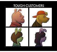 tough customers Photographic Print