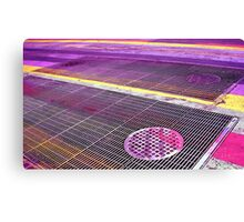 road art in usa  Canvas Print