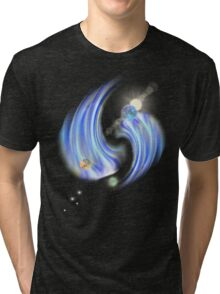 new galaxy1 Tri-blend T-Shirt