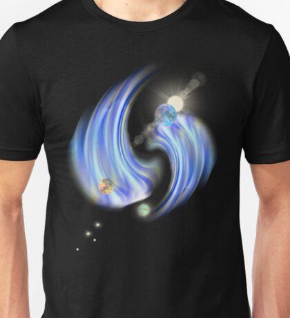 new galaxy1 Unisex T-Shirt