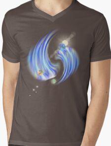 new galaxy1 Mens V-Neck T-Shirt