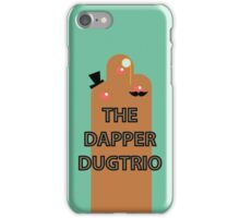 Dapper Dugtrio Minimalistic Logo Phone Case iPhone Case/Skin