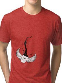 Mcdonalds coffee tribute Tri-blend T-Shirt