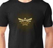 Hyrule Legend of  Zelda Link Crest triforce hylian shield Unisex T-Shirt