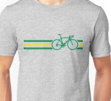 Bike Stripes Australian National Road Race v2 Unisex T-Shirt