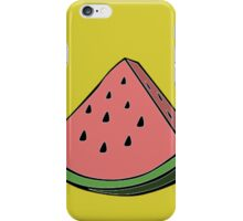 Pop Art Watermelon iPhone Case/Skin