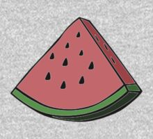 Pop Art Watermelon Kids Tee