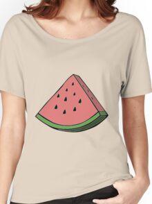 Pop Art Watermelon Women's Relaxed Fit T-Shirt