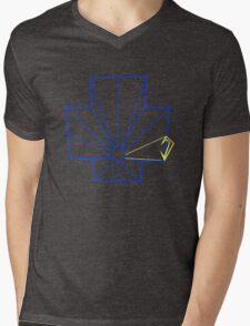 Tempest Arcade Vector Art Mens V-Neck T-Shirt