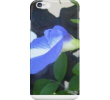 Blue as the sky! iPhone Case/Skin