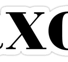 axo classic Sticker