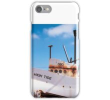 Fishing For A Card iPhone Case/Skin
