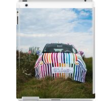 My knitted car iPad Case/Skin