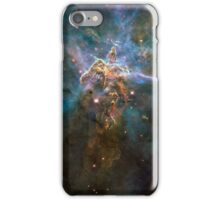 Mystic mountain | galaxy iPhone Case/Skin
