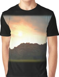 The Setting Sun Graphic T-Shirt