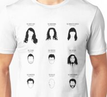 Sanctuary Team Unisex T-Shirt