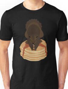 Pancake Squirrel Unisex T-Shirt