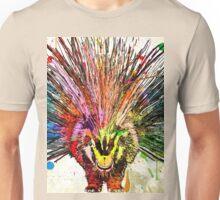 Porcupine Grunge Unisex T-Shirt