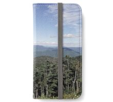 View at Mount Equinox iPhone Wallet/Case/Skin
