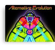 Alternative Evolution Canvas Print