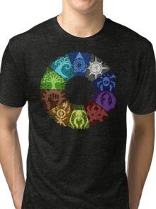 Grunge Guild Wheel Tri-blend T-Shirt