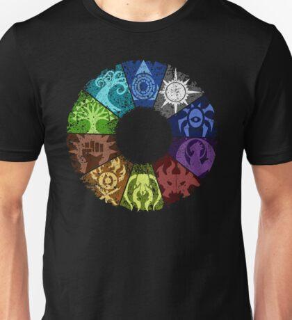 Grunge Guild Wheel Unisex T-Shirt