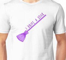 I Drive a Stick Unisex T-Shirt