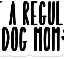 Dog Mom Sticker