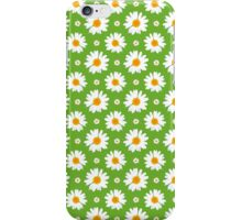 Daisies Pattern iPhone Case/Skin
