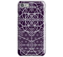 Quantum Geometry iPhone Case/Skin