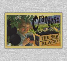 Oranges: The New Black! #OITNB Kids Clothes