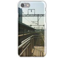 Pyeongtaek-City Train Station iPhone Case/Skin