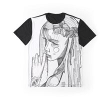 """""""The Secret"""" sketch lines drawing Graphic T-Shirt"""