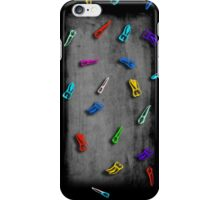 Teeth party iPhone Case/Skin