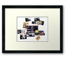 Sherlock Holmes - Moriarty Framed Print