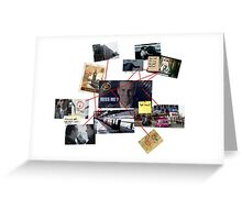Sherlock Holmes - Moriarty Greeting Card