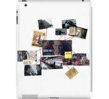 Sherlock Holmes - Moriarty iPad Case/Skin
