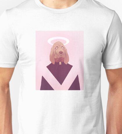 dog god oliver Unisex T-Shirt