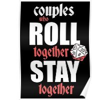 Couples Who Roll Poster