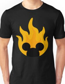 Pop Fire Unisex T-Shirt