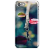Lucky Leaves iPhone Case/Skin