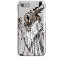 Helga the Howler iPhone Case/Skin