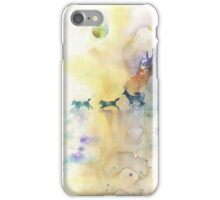 Moony, Wormtail, Paddfoot, and Prongs iPhone Case/Skin
