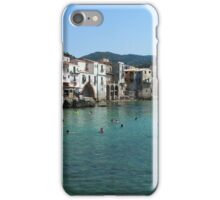 Cefalu, Sicily iPhone Case/Skin