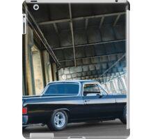 1967 Chevrolet El Camino iPad Case/Skin