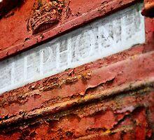 Old Red by digitalshot