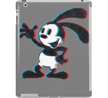 It all Started with a Rabbit iPad Case/Skin