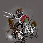Guardians of the Stars by DiJay